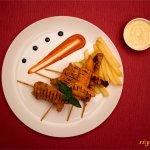 Chicken Grilled Sathe