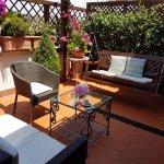 Althea Inn Roof Terrace Foto