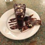 Triple Threat Chocolate Cake! Yum!!