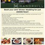Winter Wedding Offer 2017