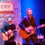 John Waite and the Axemen in concert at the City Winery.