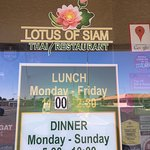 Foto di Lotus of Siam