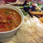 King Prawn Thai Curry ...very tasty