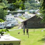 Cote Ghyll Caravan & Camping Park - a peaceful Park in the North York Moors