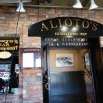 Alioto's Bar & Restaurant.