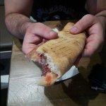 das ist das iberico sandwich