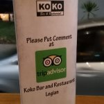 Photo of Koko Bar and Restaurant