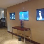 Lobby TVs