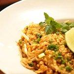 Pad Thai au poulet