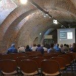sala dell'imbarcadero, Castello Estense Ferrara