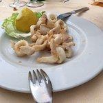 Frittura calamari