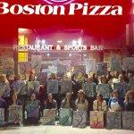 Paint Night at Boston Pizza in Orillia!