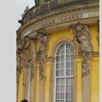 Sanssouci Palace ภาพถ่าย