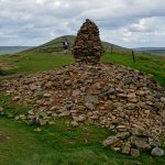 Cairn on the Summit of Back Torr