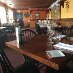 A  view of our Dining Room - Available for private parties.