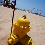 Sand Buried Hydrant