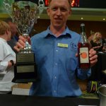 Our Strawberry Honey Wine won the Governor's Cup for Best-in-Show! Glenn Foster, owner and found