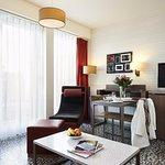 Foto de Aparthotel Adagio Basel City