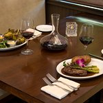Dinner for two at the Steakhouse at Paso Robles Inn