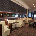 Milwaukee Road Lounge Restaurant Seating