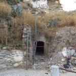 An abandoned cave that we came across while walking up the Camino del Sacromonte