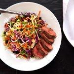Superfood Salad With Steak