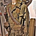 Soldiers uniform during Vietnam