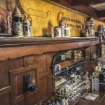 Old World tradtion has been saved and preserved in our original bar.