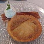 Cake de peras