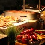 Pizza & Pasta und uvm immer mittwochs zum italienischen Buffet