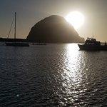 Morro Rock Foto
