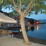 """view from """"Osica"""" bar in Sudurad(the village,we called it)"""