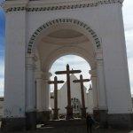 Basilika von Copacabana Foto