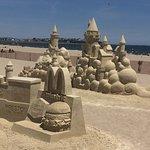 Sand Sculpture Contest