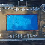Ariel View Outdoor Pool
