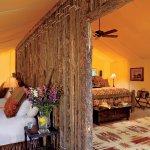 Pinnacle Camp Bedrooms