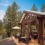 Pinnacle Camp Dining Pavilion