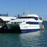 ferry to Auckland