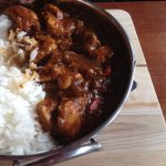 Chicken Jalfrezi with a little more zing