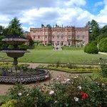 The Italian Garden and the Manor