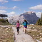 Standish Chairlift + Mount Bourgeau
