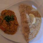 Chicken Chaat Puri