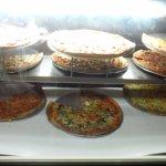 pizzas ready