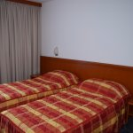 Very basic guest room but good sleep