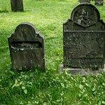Old head stones