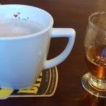 The Liqueur Coffee!!!!!