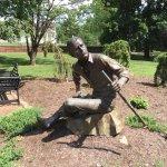 Stephen Foster Statue