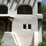 Exterior View, Nicolai Fechin House, Taos Museum of Art, Taos, New Mexico