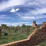 Amazing graveyard