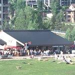 Fun outdoor activities and huge bar scene